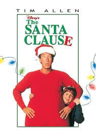 the santa clause disney movies