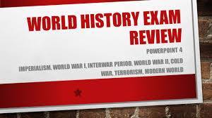 world history exam review ppt video online download
