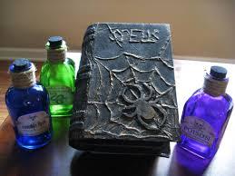 halloween craft diy spell book make something mondays