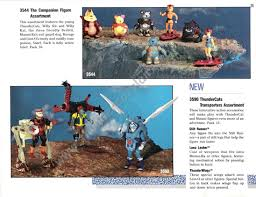 1987 ljn dealer catalogue thundercats org