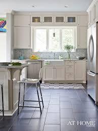 Wooden Kitchen Flooring Ideas 31 Best Kitchen Floor Images On Pinterest Homes Tile Flooring