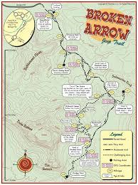 Sedona Map Dave Meek Illustration U0026 Design 2014