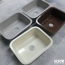 Solid Surface Sinks Kitchen Wilsonart Solid Surface Kitchen Sinks Ada Custom Sink Polyester