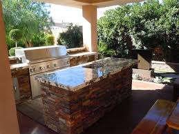 outdoor kitchen countertops ideas outdoor kitchen prep table