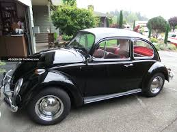 black volkswagen bug car picker black volkswagen 1300