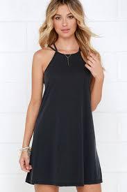 loyal ally washed black backless dress backless dresses black