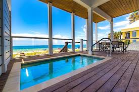 Backyard Burger Panama City Beach A Brand New Beachfront Home Directly On The White Sands Of The