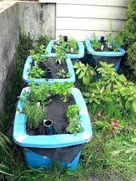 Herb Garden Pot Ideas Unique Garden Containers Hydraz Club