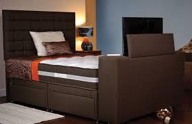 Kingsize Tv Bed Frame Dreams Image Classic 4ft 6 Tv Bed
