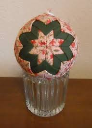crafter without a cat quilted ornament tutorial