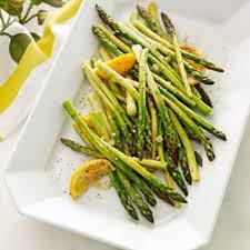 roasted asparagus with lemon williams sonoma
