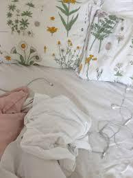 home accessory floral bedding duvet pillow pillow flowers
