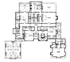 split bedroom house plans large ranch style house plan notable plans with basement split