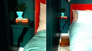 small bedside table ideas super small nightstands ready to fit in petite bedrooms small