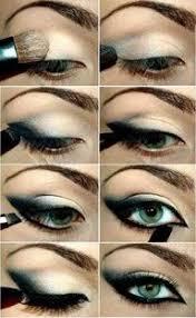 smokey cat eye tips when doing a smokey eye do not put the black how