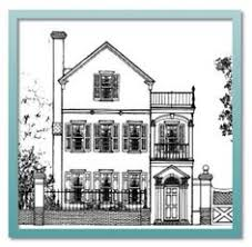 Historical House Plans Yellow House Charleston Sc Seeing As I Will Someday Live In