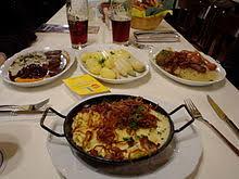 cuisine d allemagne cuisine allemande wikipédia