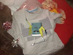 Periodic Table Mercury Two T Shirts Freddie Mercury Of The Periodic Table And