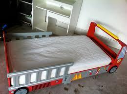 fire truck toddler bed u2014 mygreenatl bunk beds best fire truck