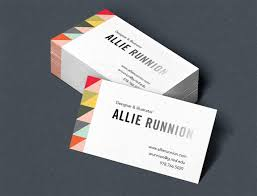 student business card student stories runnion skillshare