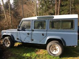 1985 land rover defender 110 lhd