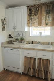 Red Kitchen Curtains And Valances by Kitchen Red And White Kitchen Valances Red Kitchen Window