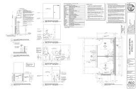 Floor Plan Elevations by Fastbid 3 Dollar General 16311 Arnold Ca Plans C1 1