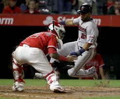 triple play and ninth inning rally help twins end losing streak