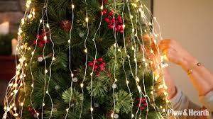 micro led christmas lights micro led cascade lights 720 warm white leds electric 4 5 l sku