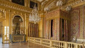chambre versailles le château bienvenue au château de versailles la chambre du roi