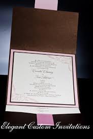 pocket invitations pocket invitations invitations
