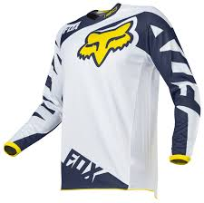 fox motocross clothing fox racing youth 180 race se jersey revzilla