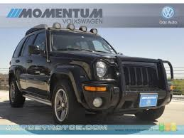 jeep liberty 2004 for sale buy a 2004 jeep liberty renegade 4x4 for sale in houston