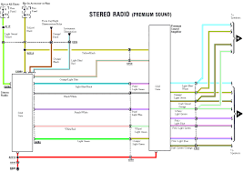 2003 ford mustang stereo wiring diagram 2002 mustang stereo wiring