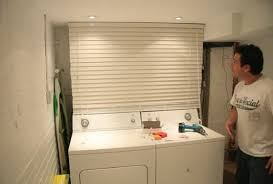 Basement Window Blinds - 42 ingeniously easy ways to hide the ugly stuff in your home