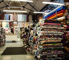 Curtain Shops In Stockport Leon U0027s And Barry U0027s Fabric Superstores Manchester And Birmingham