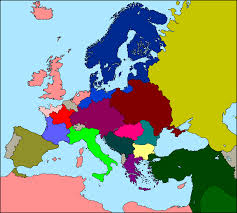 map without country names map of europe political without country names worldofmaps for