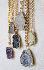 necklace rock images Fancy arrowhead necklaces by lux divine my style pinterest jpg