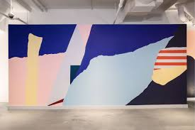 Mural Painting Designs by Mural Painting Inspired By Torn Posters Trendland