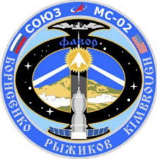 soyuz ms 02 spacecraft docks with expedition 49 50 crew