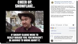 Milwaukee Meme - ex milwaukee county sheriff david clarke to stand trial for online meme