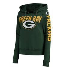 green bay packers 5th u0026 ocean by new era green mesh pullover