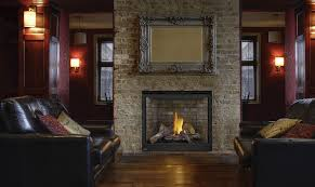 Electric Vs Gas Fireplace by How Direct Vent Fireplaces Work