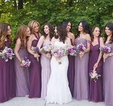 Hues Of Purple Purple Wedding Inspiration