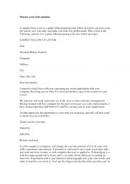 Entrepreneur Resume Template Example Of Resume Cover Letters Sample Resumescover Letter Samples