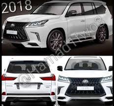 lexus gx470 model year changes so if the 2018 prado looks like this imagine the gx page 3