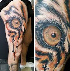 top 100 eye tattoo designs for men a complex look closer