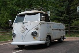 vintage volkswagen truck cars for sale greg gear head