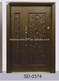 Steel Exterior Security Doors Nigeria Entrance Exterior Cheap Steel Security Door Design