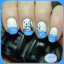 kriller whale nail designs whale nail art repin nail exchange